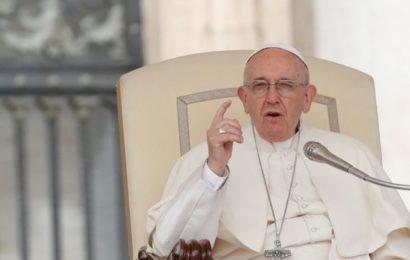 Le pape François à l'Europe« Arrêtez d'exploiter l'Afrique, partagez les ressources »