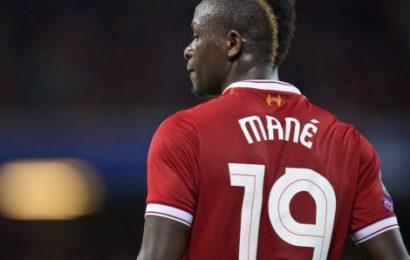 Classement de l'UEFA: Sadio Mané dans le Top 10