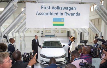 Automobile : Volkswagen installe son quartier général au Rwanda