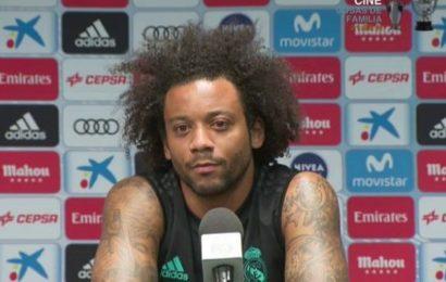 Real Madrid: Marcelo mécontent, s'en prend à Cristiano Ronaldo (vidéo)