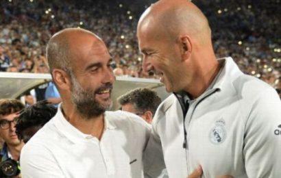 Finale LDC: Guadiola réagit à la victoire du Réal Madrid face à Liverpool
