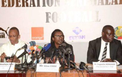 Avenant de contrat: Les exigences de la FSF à Aliou Cissé