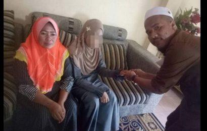 Malaisie : Un homme de 41 ans avec 2 femmes épouse une fille de 11 ans (photos)