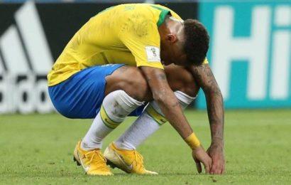 Cmd 2018 – Élimination du Brésil : « c'est le moment le plus triste de ma carrière », Neymar