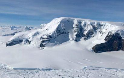 Science: Découvrez l'endroit le plus froid sur Terre où vous respirez et mourez
