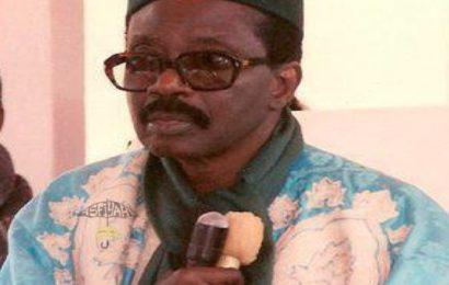 (Audio) – Quand Serigne Cheikh Ahmed Tidiane Sy Al Maktoum parlait de l'absence de pluie