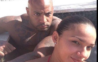 People: Apres son incarcération, son ex femme lui apporte son soutien