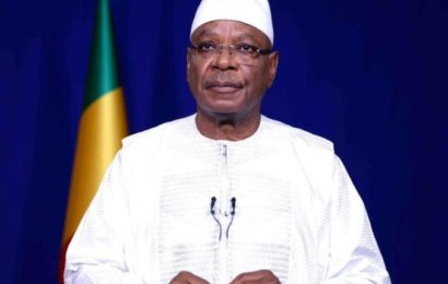 Urgent – Mali: IBK réélu!