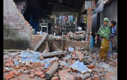 Indonésie: Un tremblement de terre fait Plus de 90 morts et des centaines de blessés