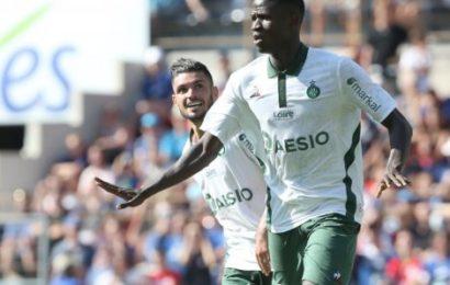 Le jeune prodige Makhtar Gueye sauve Saint-Etienne