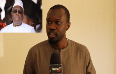 Ousmane Sonko et son projet de prison pour Macky Sall (vidéo)