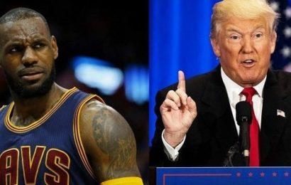 USA: Donald Trump tacle sévèrement Lebron James