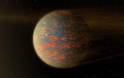 Des astronomes ont découvert une planète géante pleine de mystères