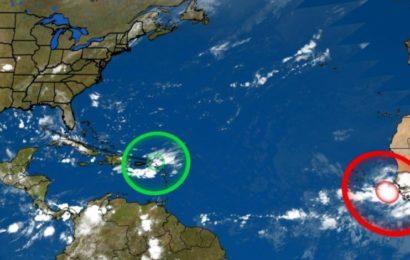 Développement d'une tempête tropicale au Sénégal?