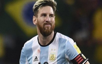 Football: Voici pourquoi Messi ne jouera plus avec l'Argentine en 2018