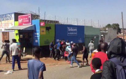 Afrique du Sud: pillages et nouvelles violences xénophobes à Soweto