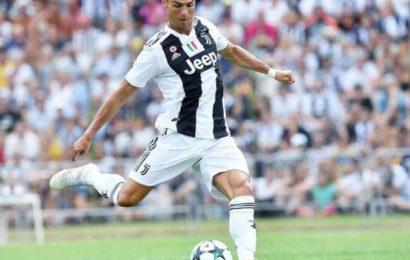 Juventus – Sassuolo: pour son premier but en Serie A, Cristiano Ronaldo signe un doublé (Vidéo)