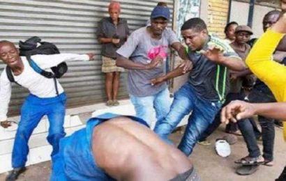 Afrique du Sud: 20 336 personnes ont été assassinées en une année