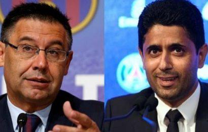 Football: La réponse cinglante du président du Barça à son homologue du Psg