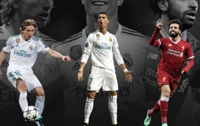 Gala The Best – Fifa : Cristiano Ronaldo et Lionel Messi absents