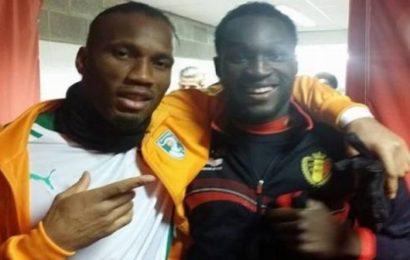 Football: L'hommage émouvant de Romelu Lukaku à Didier Drogba