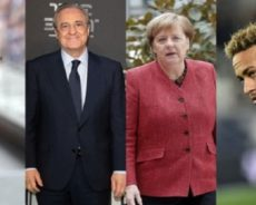 Forbes: Découvrez les 10 personnalités les plus influentes du football