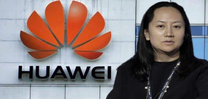La fille du fondateur de Huawei arrêtée au Canada! Voici les raisons
