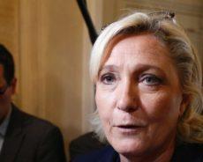France: grief de Marine Le Pen contre Macron après l'attaque terroriste de Strasbourg