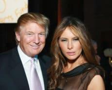 Donald Trump: en pleine rébellion, Melania rejette une fois encore son baiser en public