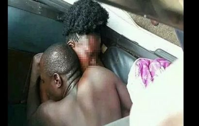 Ouganda: Un artiste et la femme d'un autre chanteur retrouvés collés en plein ébat sexuel -VIDÉO