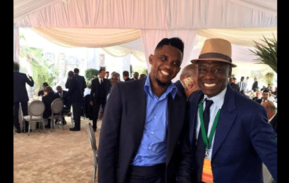Cameroun: Samuel Eto'o accusé de corruption (photos)