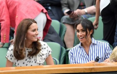Meghan Markle: sa nomination qui relance sa rivalité avec Kate Middleton