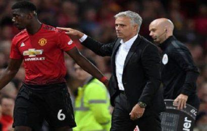 Man United: Mourinho révèle ce que doit faire Pogba pour regagner sa place