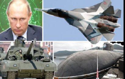 La Russie est désormais le deuxième plus grand producteur d'armes au monde