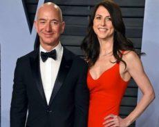 Le divorce le plus coûteux du monde? Le PDG d'Amazon et son épouse divorcent
