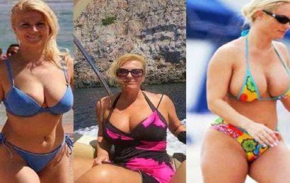 Une vraie bombe la Présidente de la Croatie Kolinda Grabar-Kitarovic   (photos)