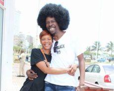 Rappeur sud-africain, Pitch Black Afro arrêté pour le meurtre de sa femme