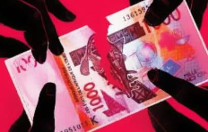 Le Franc CFA et les comptes opératoires africains en France