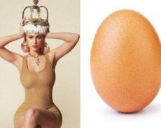 People: Kylie Jenner détrônée par un œuf sur Instagram. Elle réagit!