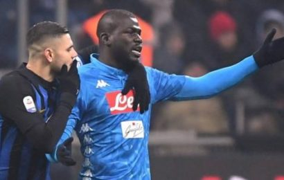 Affaire Koulibaly : La réaction de Gianni Infantino