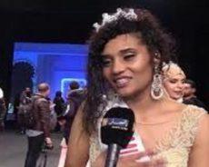 Elue miss Algérie 2019, Khadidja Benhamou est victime d'injures racistes…Elle réagit!