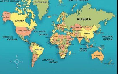 Découvrez 5 pays qui existent mais introuvables sur la carte du monde