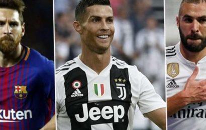 Football : Top 20 des meilleurs buteurs de LDC