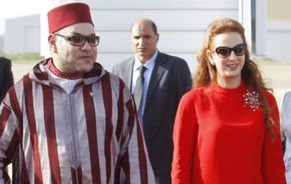 Maroc: le divorce entre le roi Mohammed VI et sa femme Salma est définitif et « irrévocable »