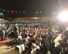 Campagne électorale : Sonko en démonstration de force à Bignona (vidéo)