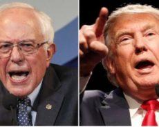 USA – Présidentielle 2020: Bernie Sanders va se mesurer à Donald Trump