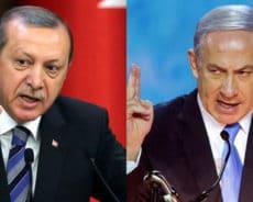 Passe d'armes entre la Turquie et Israël : Netanyahu et Erdogan s'emportent verbalement