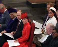 Très complice avec le prince Charles, Meghan Markle « morte de rire »